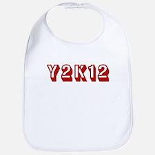 Y2K12 Red Bib