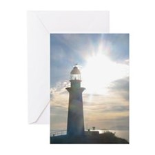 Light House BLANK Cards (Pk of 10)