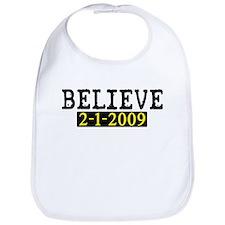 Believe (Steelers) Bib