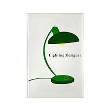 Lighting Designer 2 Rectangle Magnet