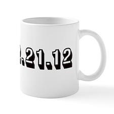 12.21.12 Black Mug