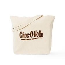 CHOC-O-HOLIC Tote Bag