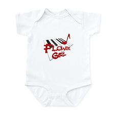Flower Girl - Piano Keys Infant Bodysuit