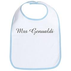 Mrs Genualdi Bib