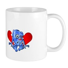 """Beaten Heart"" Mug"
