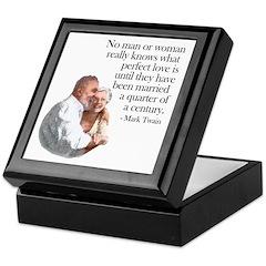 Married Love Keepsake Box