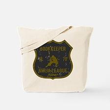 Bookkeeper Ninja League Tote Bag