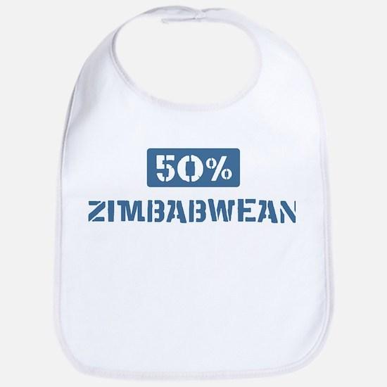 50 Percent Zimbabwean Bib