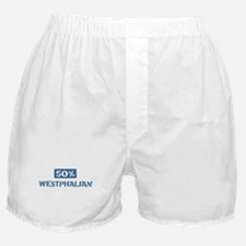 50 Percent Westphalian Boxer Shorts