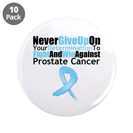 "ProstateCancerFight 3.5"" Button (10 pack)"