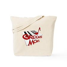 Groom's Mom - Piano Keys Tote Bag