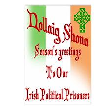 Nollaig Shona Season's Greeting (Package of 8)