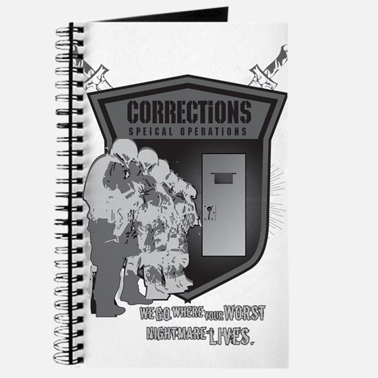 Corrections Special Operation Journal