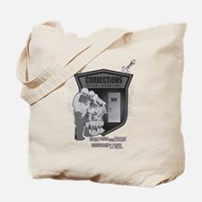 Corrections Special Operation Tote Bag