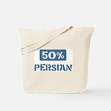50 Percent Persian Tote Bag
