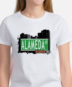 ALAMEDA AVENUE, QUEENS, NYC Tee