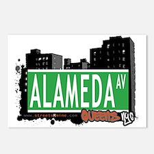 ALAMEDA AVENUE, QUEENS, NYC Postcards (Package of