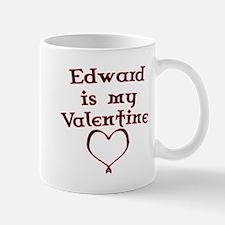 Twilight Edward Valentine Mug