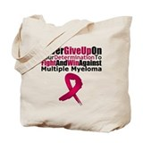 Multiple myeloma Canvas Totes