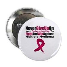 """MultipleMyelomaFight 2.25"""" Button (10 pack)"""