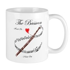 The Bassoon Small Mug