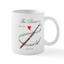 The Bassoon Small Small Mug