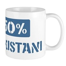 50 Percent Pakistani Mug
