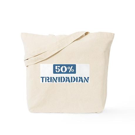 50 Percent Trinidadian Tote Bag
