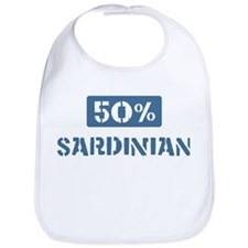 50 Percent Sardinian Bib