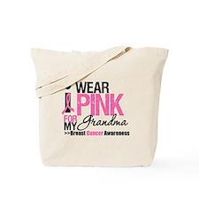 I Wear Pinnk For My Grandma Tote Bag