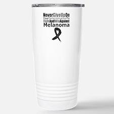 MelanomaFight Travel Mug