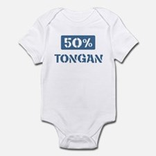50 Percent Tongan Infant Bodysuit