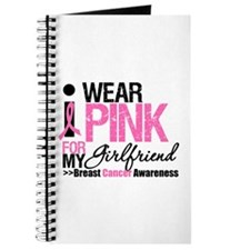 I Wear Pink For Girlfriend Journal