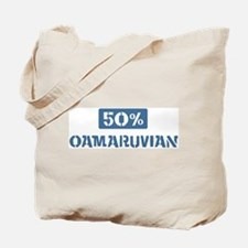 50 Percent Oamaruvian Tote Bag