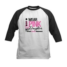 I Wear Pink For Daughter Tee