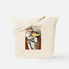 Pudding Tote Bag