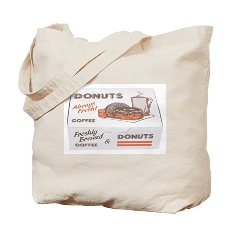 Some Donuts On Your Tote Bag