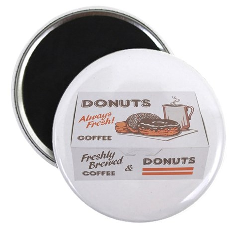 Some Donuts On Your Magnet