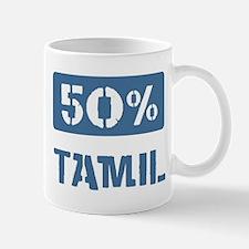 50 Percent Tamil Mug