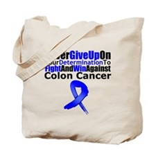 ColonCancerFight Tote Bag
