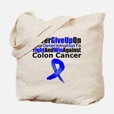 ColonCancerFight Tote Bag