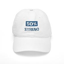 50 Percent Syriac Baseball Cap