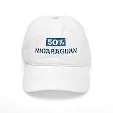50 Percent Nicaraguan Baseball Cap