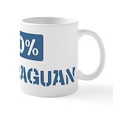 50 Percent Nicaraguan Mug