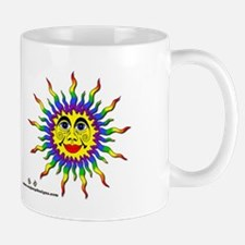 Rainbow Sun - 11oz. Mug