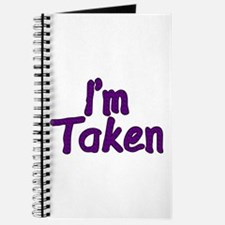 I'm Taken Journal