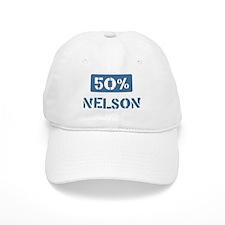 50 Percent Nelson Baseball Cap