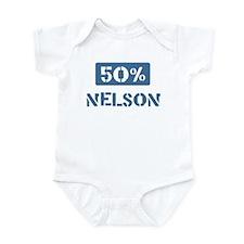 50 Percent Nelson Infant Bodysuit
