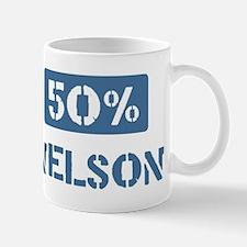 50 Percent Nelson Mug