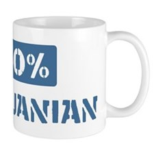 50 Percent Lithuanian Mug